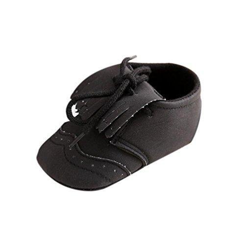 Oferta: 3.12€. Comprar Ofertas de Tefamore zapatos primeros pasos bebes de antideslizante de sole suave de moda invierno de calentar Piel de encaje (Tamaño: 12 barato. ¡Mira las ofertas!