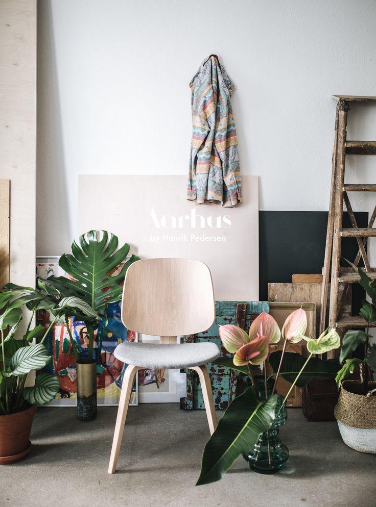 Setz Dich!   Aarhus Chair Von Boconcept In Der Maison Palmė Von Herzundblut