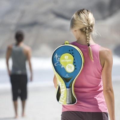 Set Artengo Beach Tennis : découvrez un nouveau sport plein de soleil !  #Artengo #BeachTennis