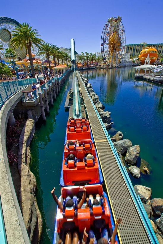 Disneyland® Resort & Disneys California Adventure® Park