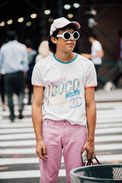 New York Menswear Shows Street Style 2017 | British Vogue