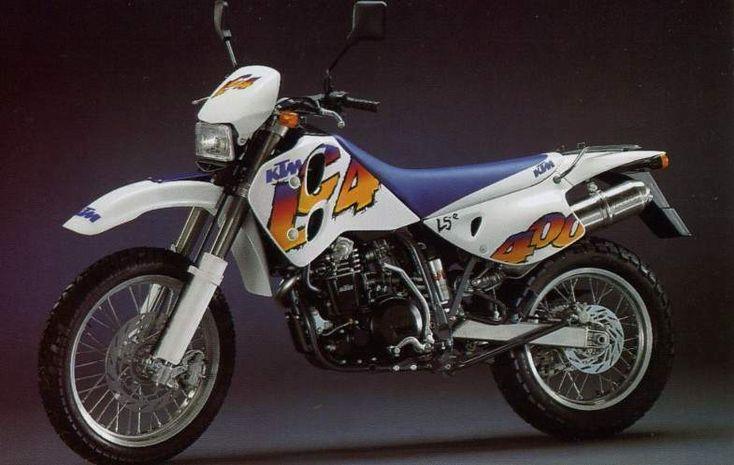KTM 400 LC4 EGS