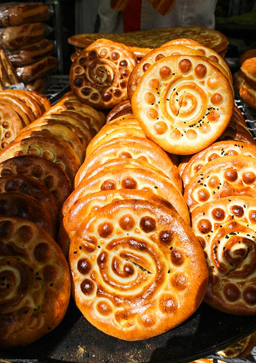 Iran: From Oven to Mouth.- fab post by @Arva Ahmed I'm drooling...