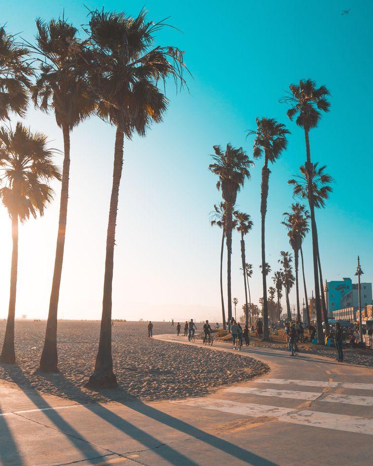 картинки пляж лос-анджелеса достопримечательностей является