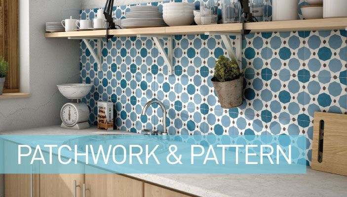 17 Best Images About Patchwork And Patterned Tiles On Pinterest Decorative Wall Tiles Almonds