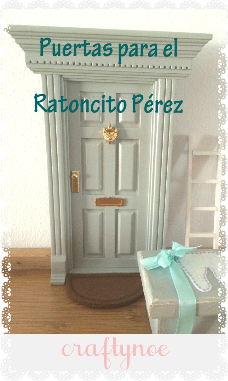 Puertas ratoncito p rez for Puertas ratoncito perez baratas