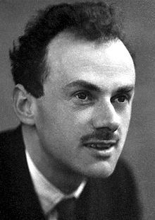 "Paul Adrien Maurice Dirac, (8 August 1902 – 20 October 1984) was an English theoretical physicist who made fundamental contributions to the early development of both quantum mechanics and quantum electrodynamics.   Among other discoveries, he formulated the Dirac equation, which describes the behaviour of fermions, and predicted the existence of antimatter.  Dirac shared the Nobel Prize in Physics for 1933 with Erwin Schrödinger, ""for the discovery of new productive forms of atomic theory."""
