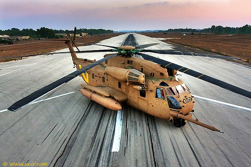 The new Sikorsky CH-53 yasour 2025(IAF, Petrel prototype)  Israel Air Force by xnir, via Flickr