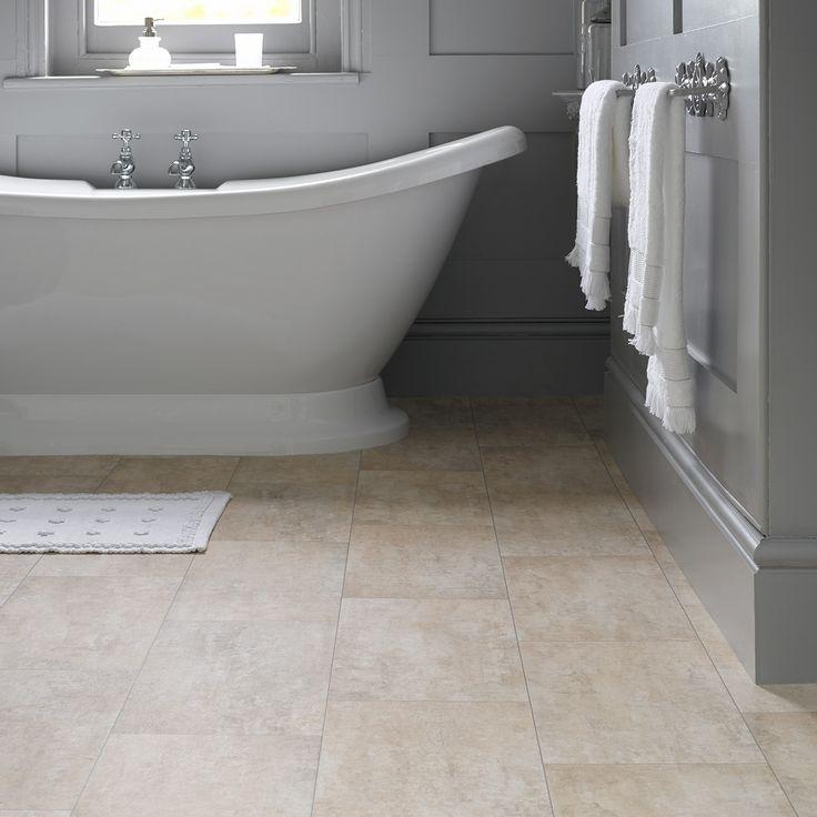 11 best Bathroom Floor images on Pinterest | Stone tiles, Flooring ...