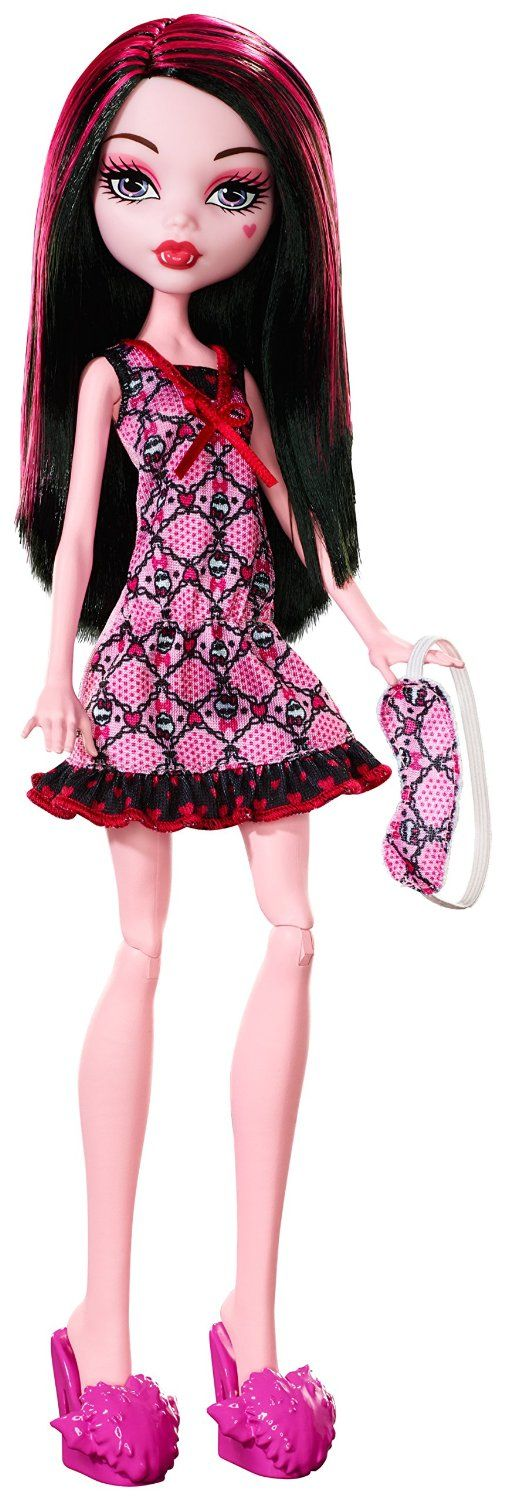 Monster High - Budget Sleepover Line 2015 - Draculaura