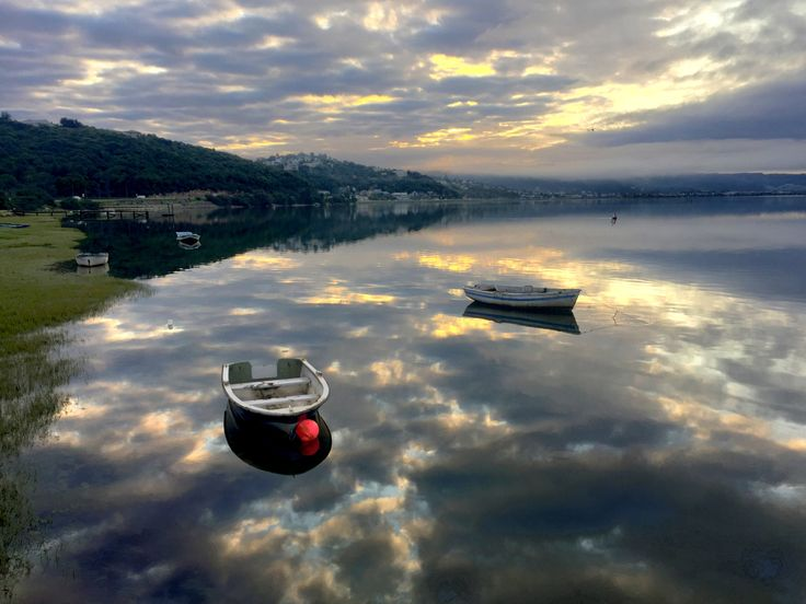 Knysna lagoon in the morning by Lex Faure / 500px