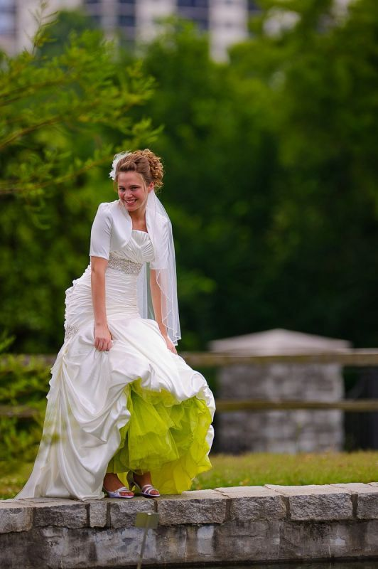 Wedding Dress Colored Crinoline 34