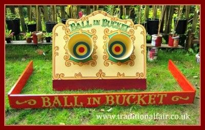 www.traditionalfair.co.uk - Vintage Fairground/Fete Games