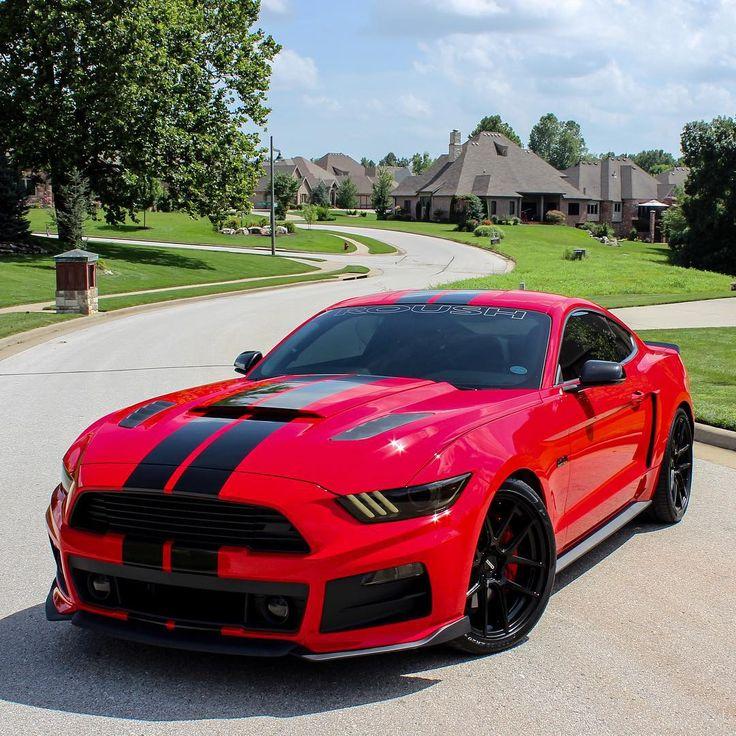 (@s550films Clean Mustang !
