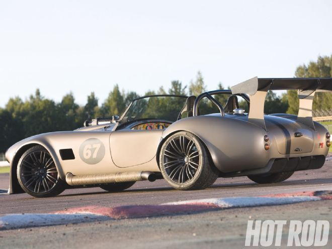 Magnus Jinstrand's V12 Shelby Cobra Kit Car - Hot Rod Magazine