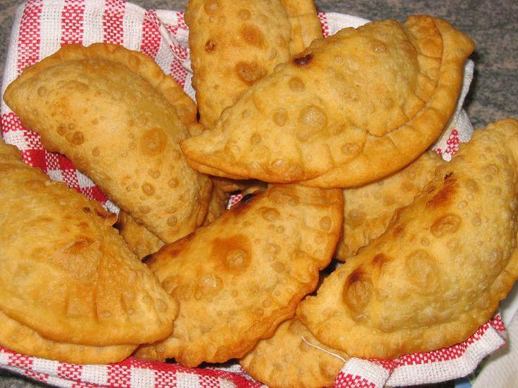 La cocina de ile: Empanadas fritas de la Chacha ( de pollo super express)