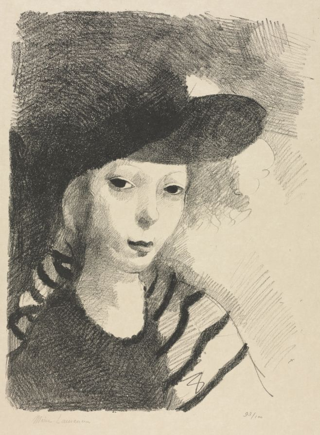 Marie Laurencin, Self-Portrait, 1927 | Cleveland Museum of Art