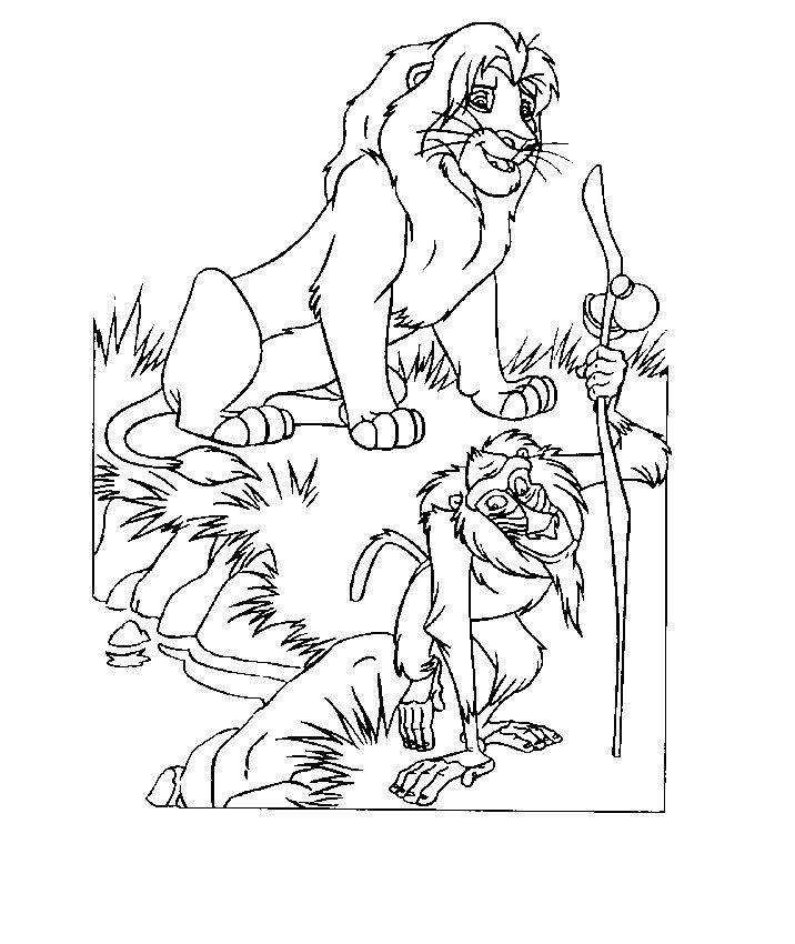 color therapy coloring pages lion king | 11 best Leones para imprimir, colorear, pintar. images on ...