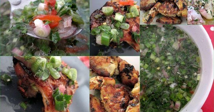 grillades, volaille, poulet, citron vert, piment, poulet boucané, sauce chien, barbecue