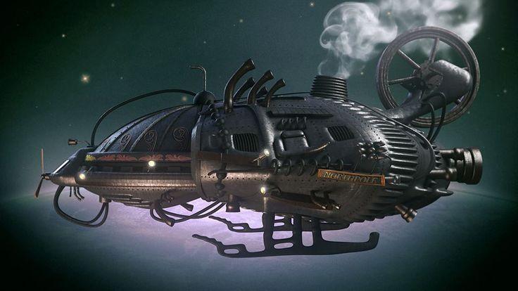 3710 Best Images About Steampunk Concept Dieselpunk Digital Art On Pinterest Spaceships Steam