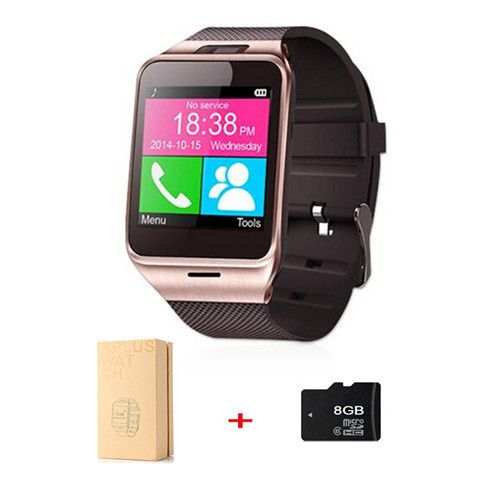 Aplus Smartwatch GV18 With Micro SIM Card Support And Bluetooth