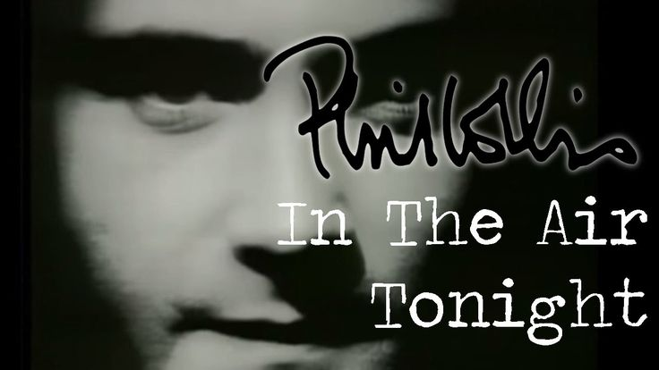 Phil Collins - In The Air Tonight (Official Music Video) GREAT DRIVING SONG. BUT YOU GOT TO DRIVE FAST