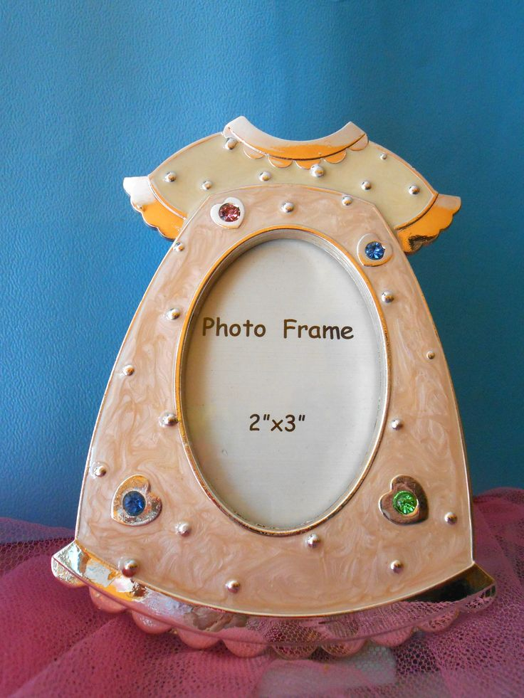 Photo Frame dress