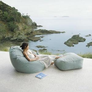Bean bag outdoor comforts