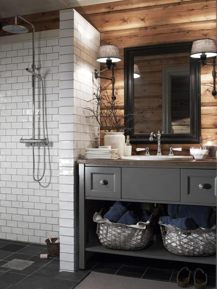rustic style bathroom 1462 best images about bathroom on traditional 14327 | a967244d628a9f0e724a54cda0389410