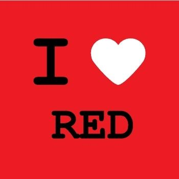 how do you feel about red? do you love red? shun red?  are you neutral to it? do your feelings about red change (do you sometimes get a calling for something bright red?) this may be an indicator of something going on in your root chakra. check it out.