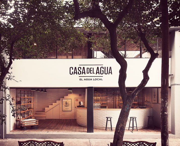Casa del Agua by Héctor Esrawe and Ignacio Cadena (THiNC) in Mexico   Yatzer