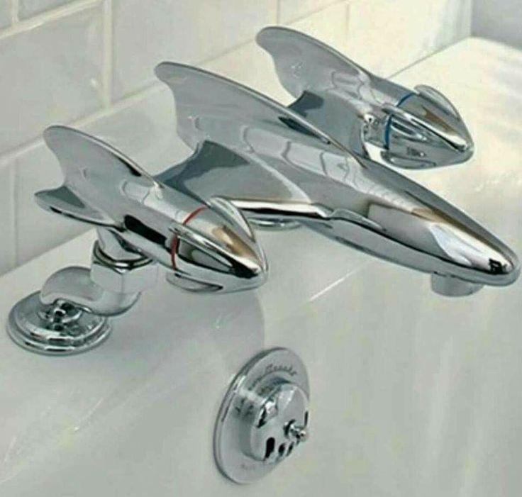 Fantasy? Streamline Deco Bathtub Faucets/Handles