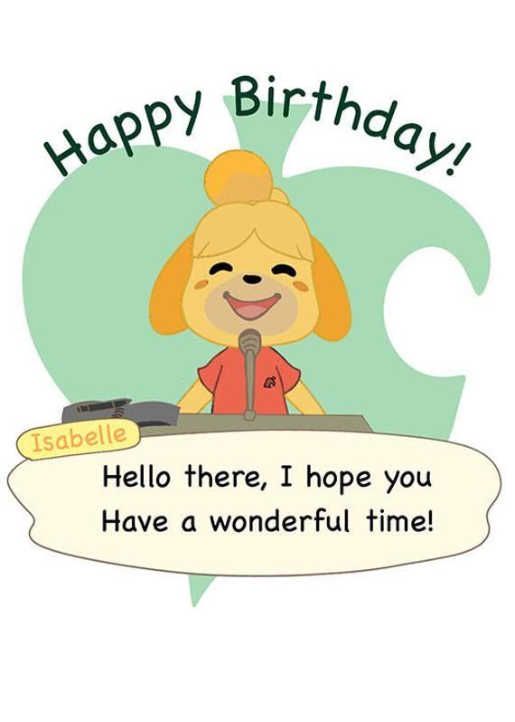 Gaming Cute Birthday Card Handmade Card Etsy In 2021 Cute Birthday Cards Happy Birthday Animals Birthday Cards