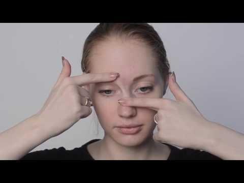Этель Аданье Масаж лица - YouTube