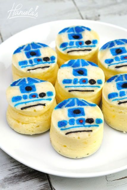 The ultimate Star Wars roundup: 50 of the best Star Wars food ideas  A quick google or Pinterest search will reveal thousands, millions of Star Wars themed party food ideas. But these are my favorites. The tops. The best. The most clever. The most do-able. Awesomest. In my view. Star Wars, that genius series...Read More »