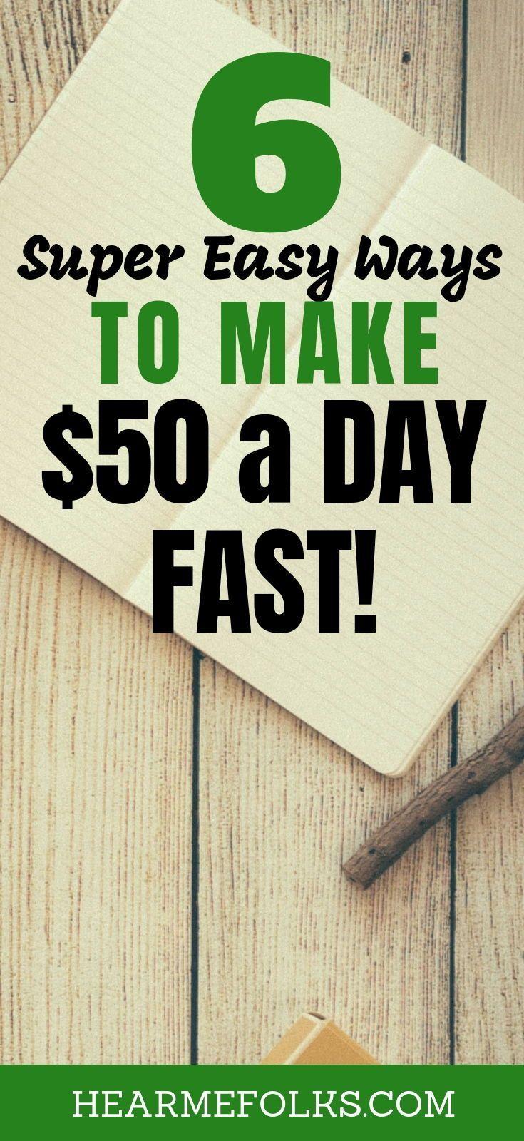 einfache möglichkeiten schnell geld zu verdienen australien