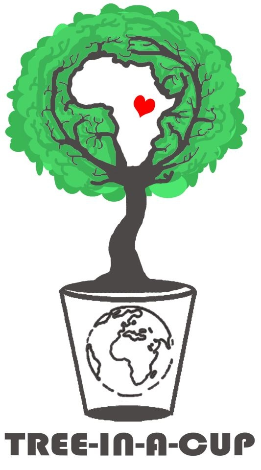Logo design for Tree-In-A-Cup.    www.treeinacup.com