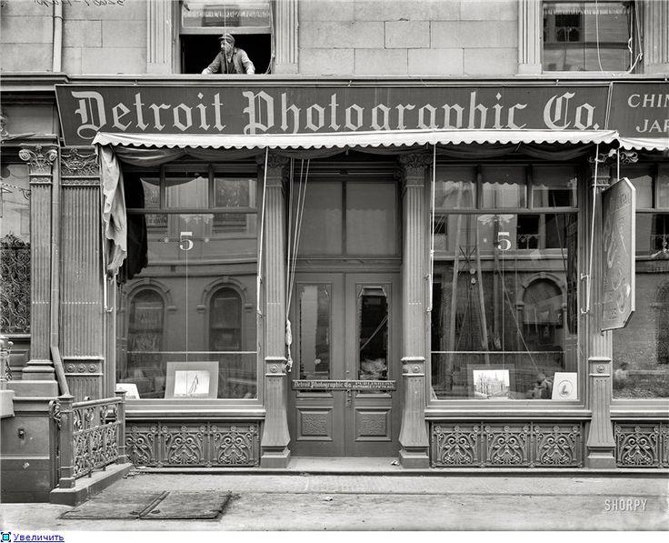 ФОТОточка. Точка зрения о фотографии - Америка начала 20го века