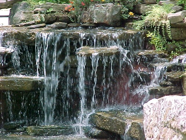 1000 Images About Recycled Bricks Ideas Pond Feature On Pinterest