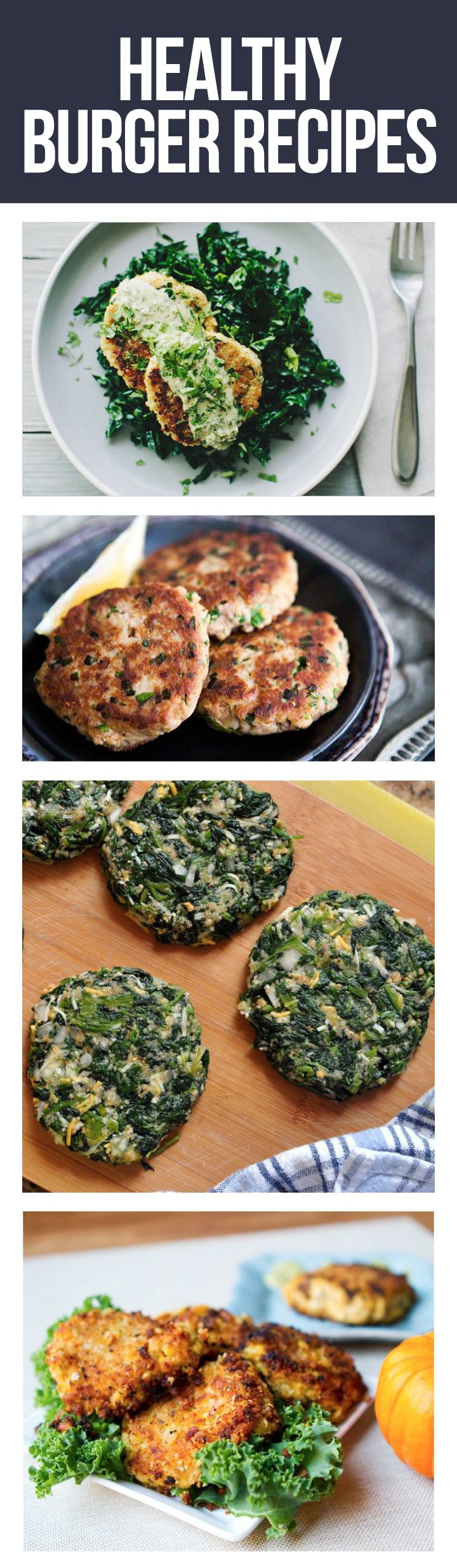 Upgrade your burger night with these healthy options!