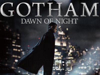 'Gotham' Comic-Con poster teases young Bruce Wayne as Batman