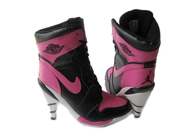 Air Jordan 5 High Heels winkel