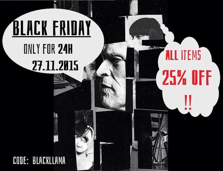 #blackFriday -25% @ meetthellamastore.com ! Check it out