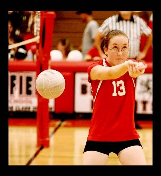 funny volleyball fail