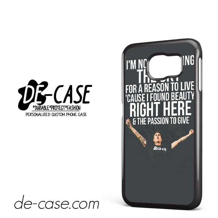 Amity Affliction Imnot Searching The Sky DEAL-736 Samsung Phonecase Cover For Samsung Galaxy S6 / S6 Edge / S6 Edge Plus