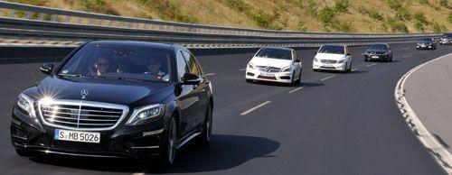 Los cursos de Mercedes-Benz, con neumáticos Bridgestone. Mercedes-Benz y Bridgestone acaban de llegar a un acuerdo por el cual la marca japonesa de neumáticos calzará los coches de la firma alemana en los eventos de conducción que la compañía de la estrella realizará durante el próximo año por