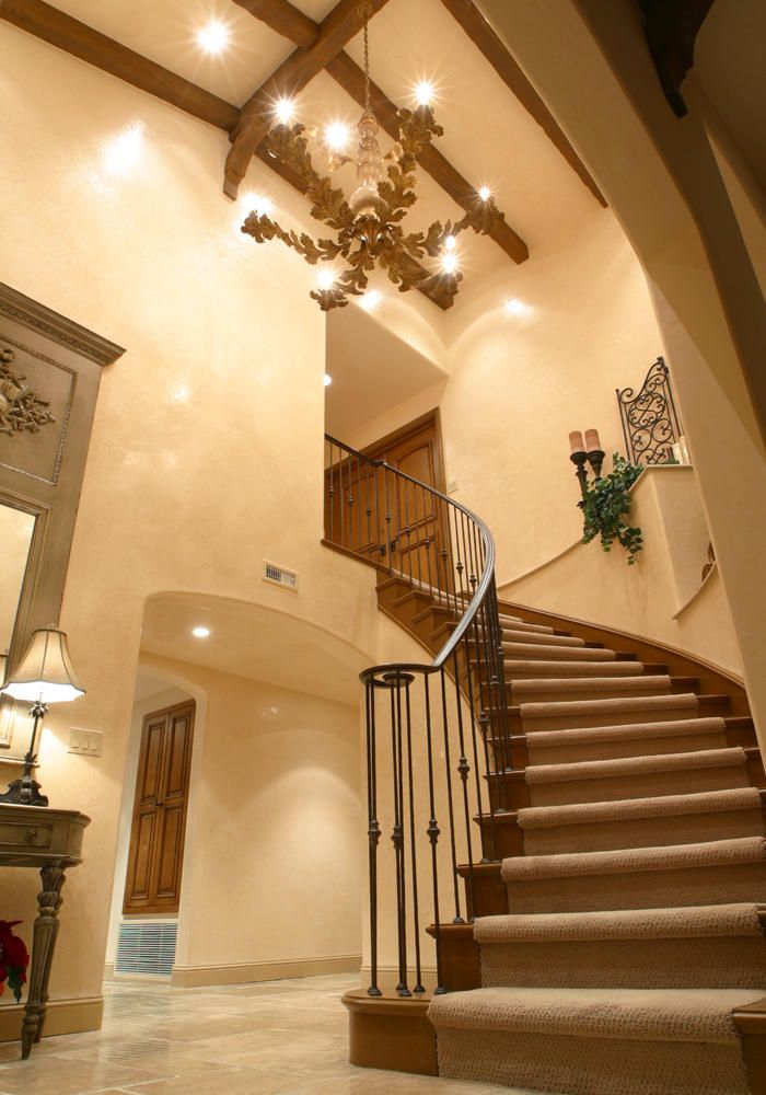 Beautiful Staircases | Beautiful Stairs Railing Designs Ideas.