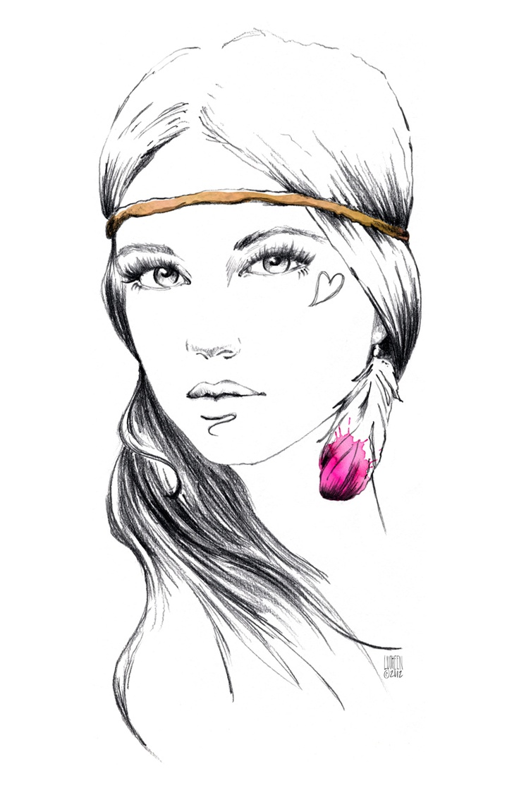 Lutheen / Boho https://www.facebook.com/lutheen.illustration
