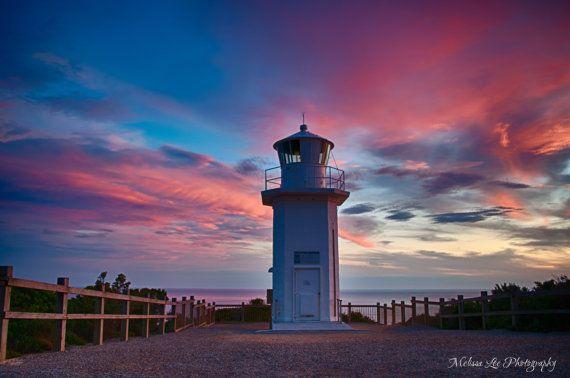 Sunset Photography coastal beach fine art light by Thehazelifted