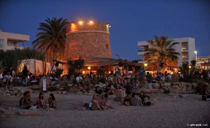 Kumharas sunset restaurant - San Antonio